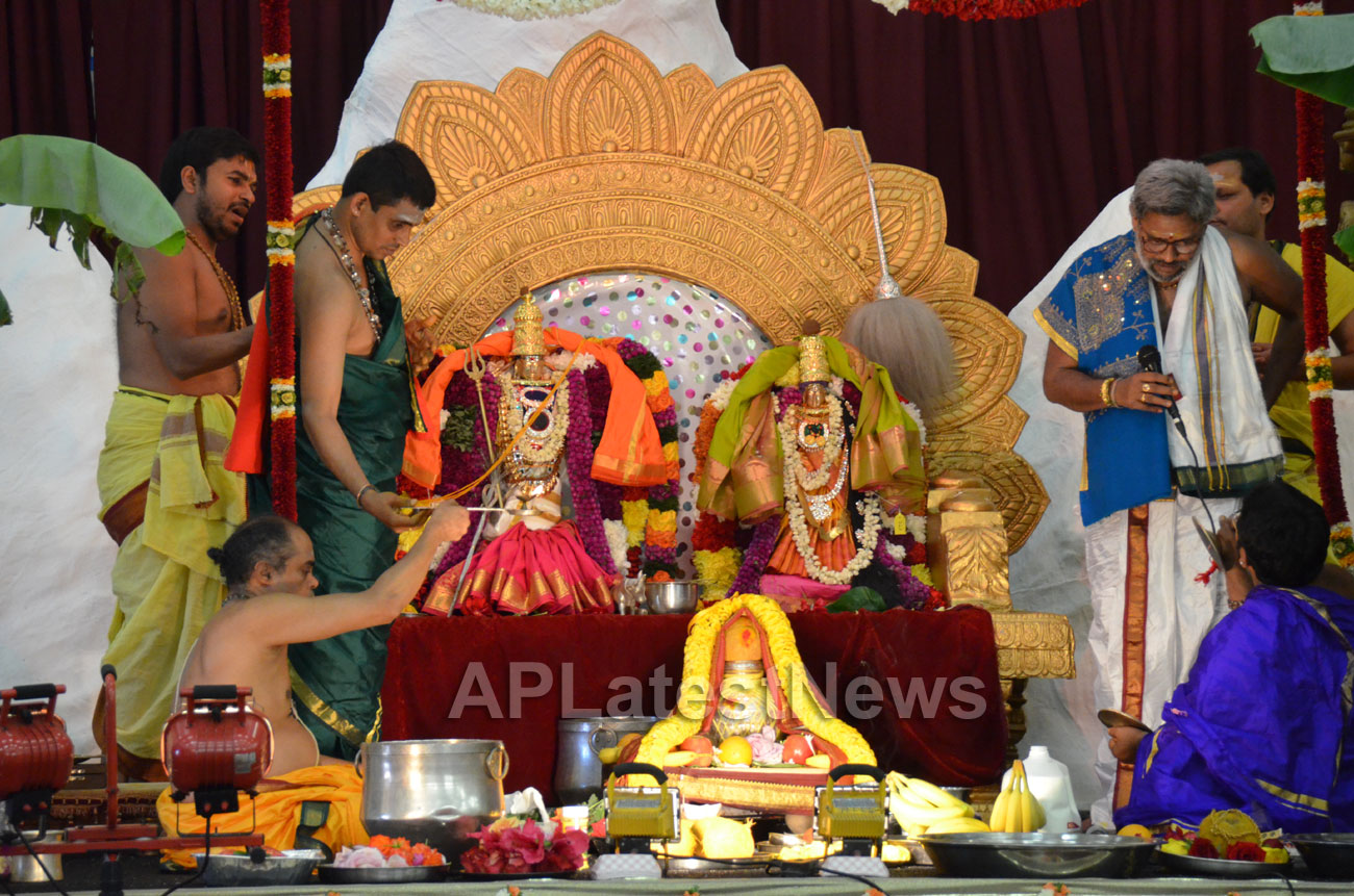Kailasa Vaibhavotsavam by HCCC at Washington High School, Fremont, CA, USA - Picture 10