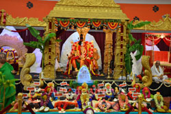 Kailasa Vaibhavotsavam by HCCC at Washington High School, Fremont, CA, USA - Picture 9