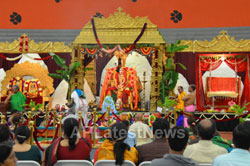 Kailasa Vaibhavotsavam by HCCC at Washington High School, Fremont, CA, USA