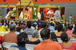 Kailasa Vaibhavotsavam by HCCC at Washington High School, Fremont, CA, USA - Picture 6