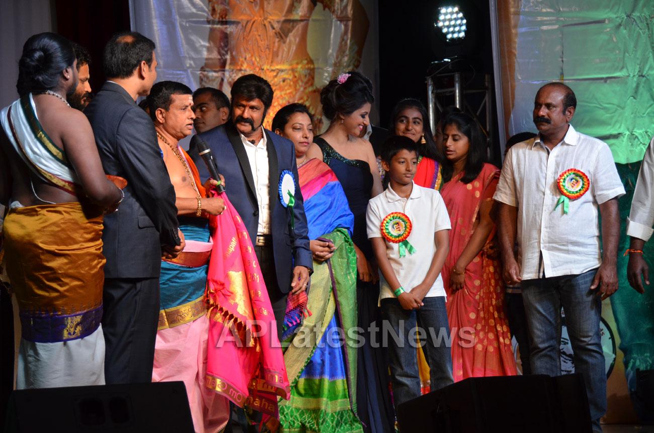 Sri Nandamuri Balakrishna Birthday Celebrations at ICC, Milpitas, CA , USA - Picture 13