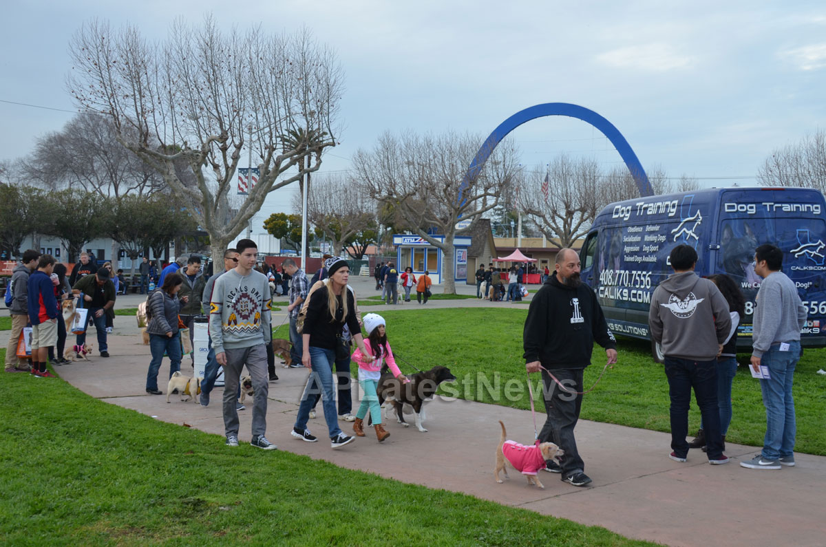 Annual Bay Area Pet Expo at Santa Clara County Fairgrounds, San Jose, CA, USA - Picture 4