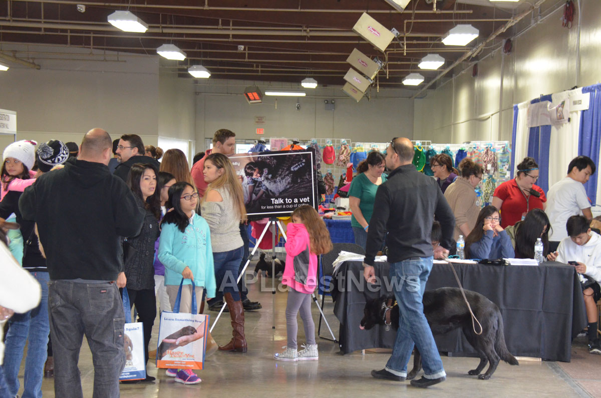 Annual Bay Area Pet Expo at Santa Clara County Fairgrounds, San Jose, CA, USA - Picture 7