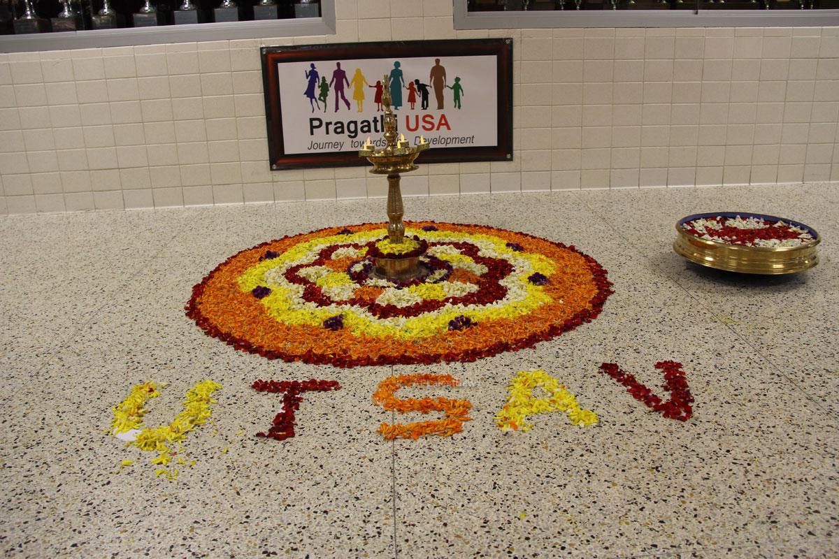 Pragathi UTSAV at OAKTON High School, Vienna, VA, USA - Picture 10