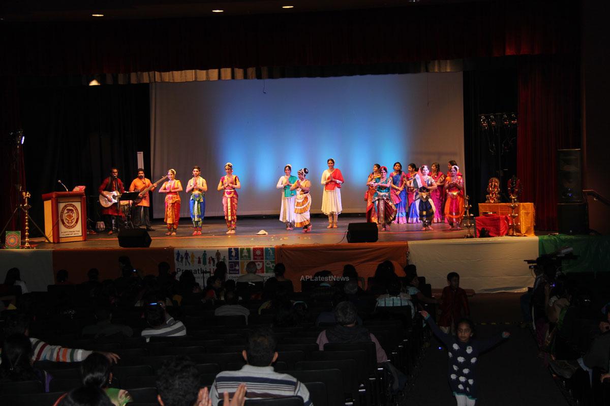 Pragathi UTSAV at OAKTON High School, Vienna, VA, USA - Picture 1