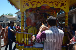 Grand Jagannath Rath Yathra - Fremont Hindu Temple, Fremont, CA, USA - Picture 5