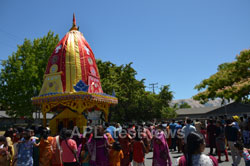 Grand Jagannath Rath Yathra - Fremont Hindu Temple, Fremont, CA, USA - Picture 1