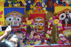 Grand Jagannath Rath Yathra - Fremont Hindu Temple, Fremont, CA, USA - Picture 6