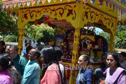 Grand Jagannath Rath Yathra - Fremont Hindu Temple, Fremont, CA, USA