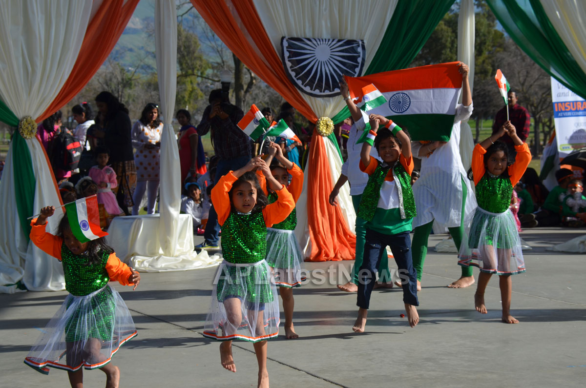 Annual India Republic Day Celebration and Festival, Fremont, CA, USA - Picture 10
