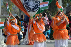 Annual India Republic Day Celebration and Festival, Fremont, CA, USA - Picture 1