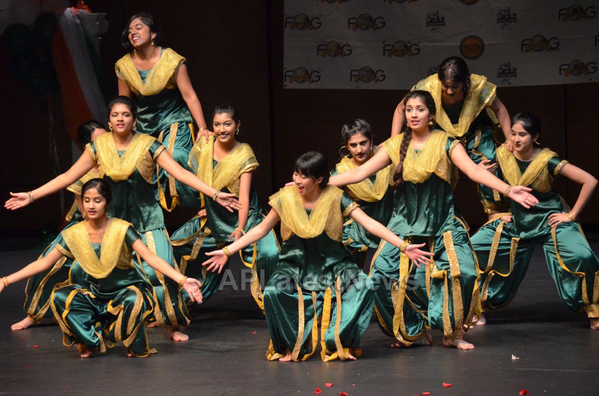 India Republic Day Celebration by FOG at McAfee Center, Saratoga, CA, USA - Picture 10