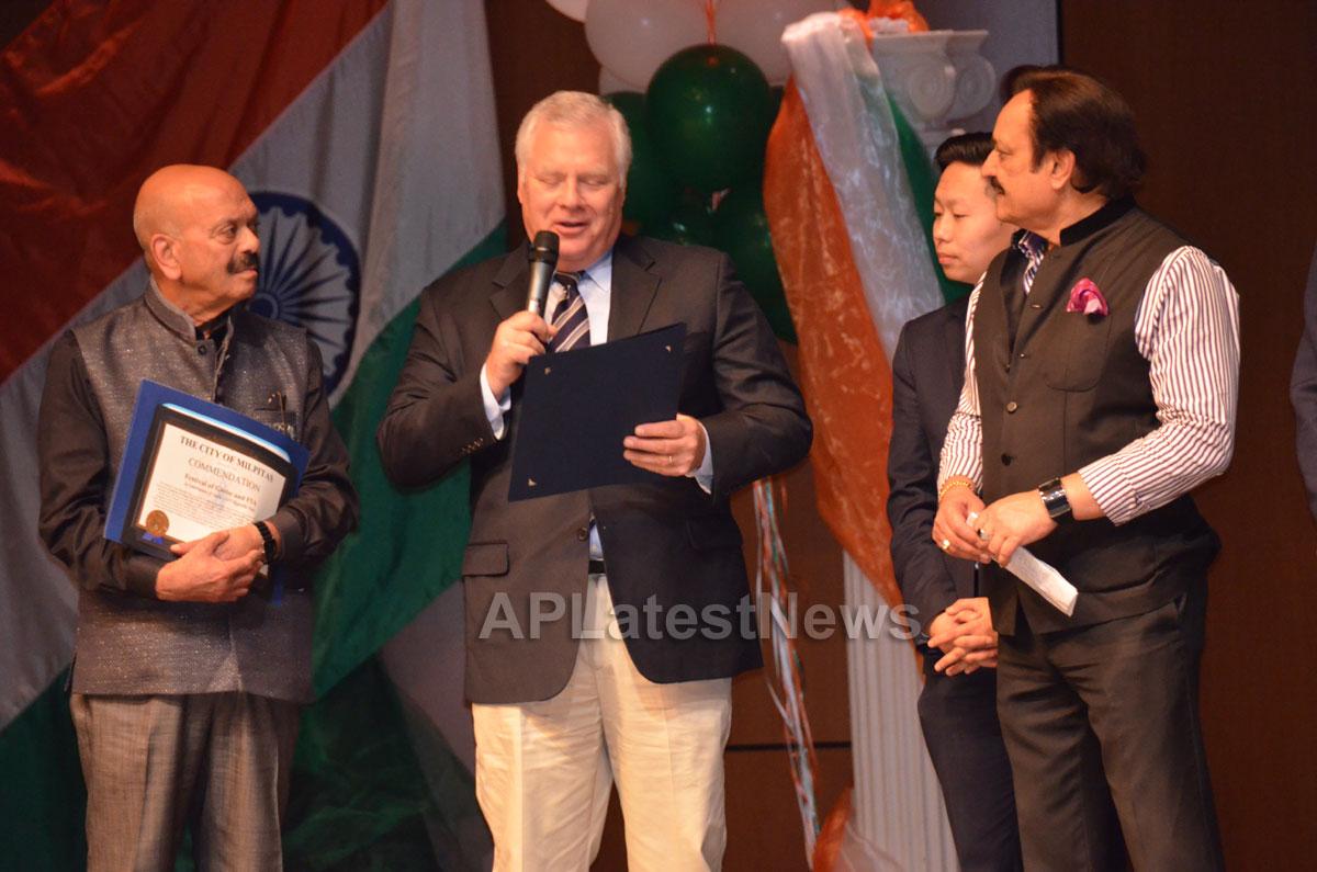 India Republic Day Celebration by FOG at McAfee Center, Saratoga, CA, USA - Picture 5