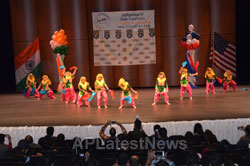 India Republic Day Celebration by FOG at McAfee Center, Saratoga, CA, USA - News