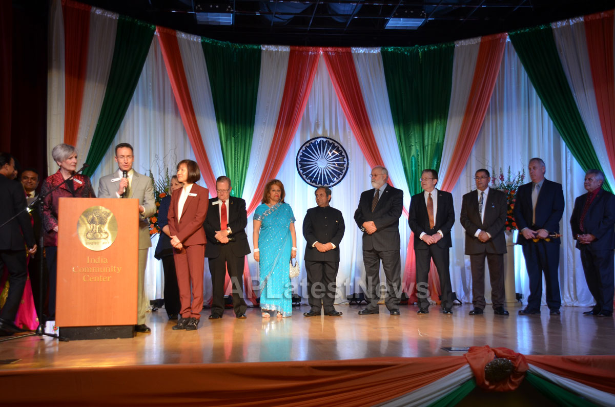 Indian Republic Day Celebration by SF Consul General at ICC, Milpitas, CA, USA - Picture 8