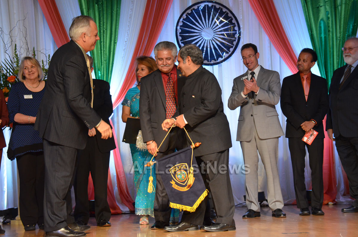 Indian Republic Day Celebration by SF Consul General at ICC, Milpitas, CA, USA - Picture 10