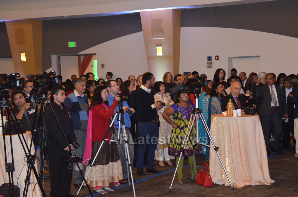 Indian Republic Day Celebration by SF Consul General at ICC, Milpitas, CA, USA - Picture 2