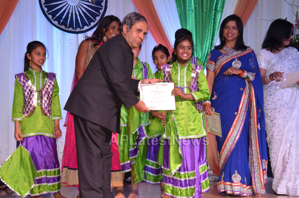 Indian Republic Day Celebration by SF Consul General at ICC, Milpitas, CA, USA - Picture 3