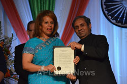 Indian Republic Day Celebration by SF Consul General at ICC, Milpitas, CA, USA
