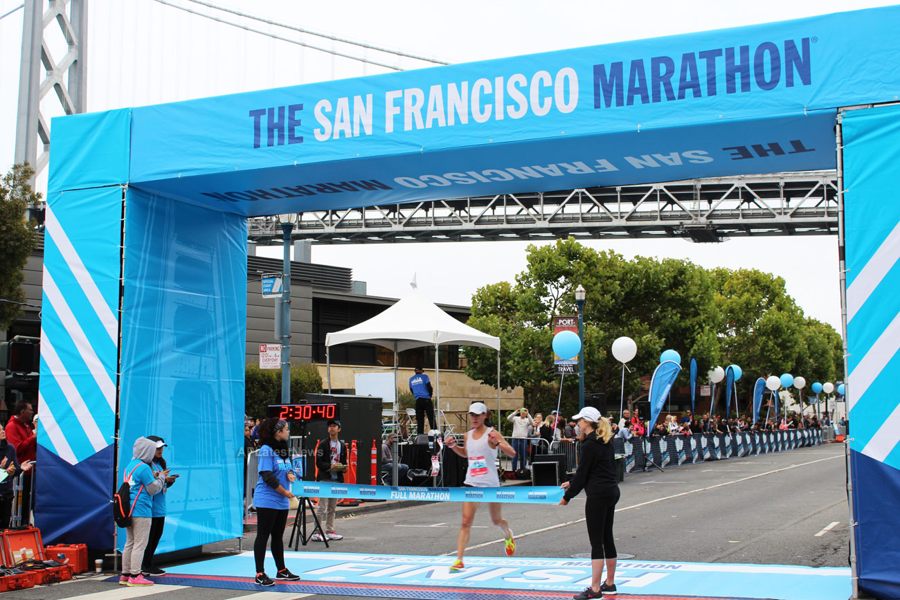 Bay Area runners dominate 39th San Francisco Marathon, San Francisco, CA, USA - Picture 13