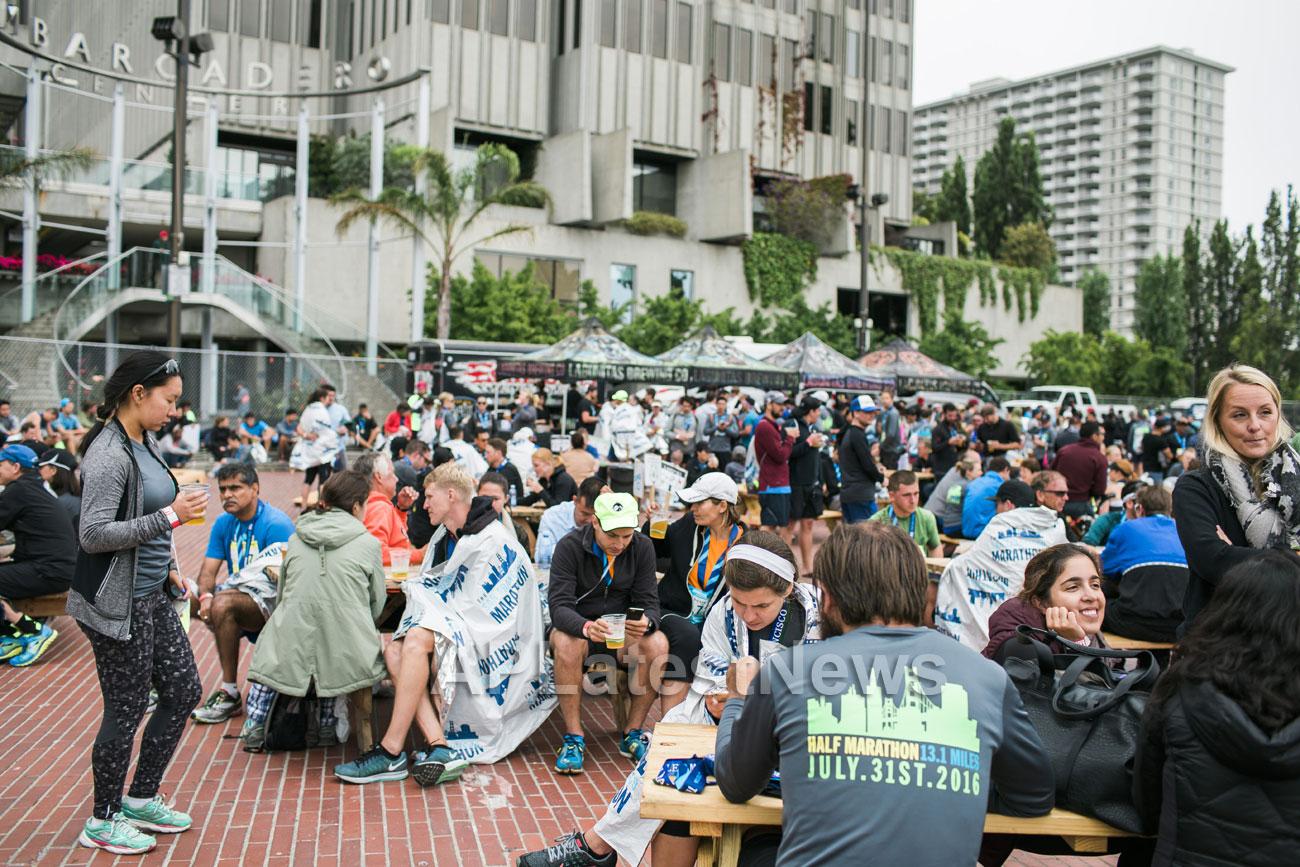 Bay Area runners dominate 39th San Francisco Marathon, San Francisco, CA, USA - Picture 5