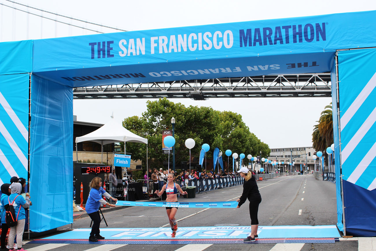 Bay Area runners dominate 39th San Francisco Marathon, San Francisco, CA, USA - Picture 11
