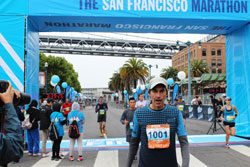 Bay Area runners dominate 39th San Francisco Marathon, San Francisco, CA, USA - Picture 3