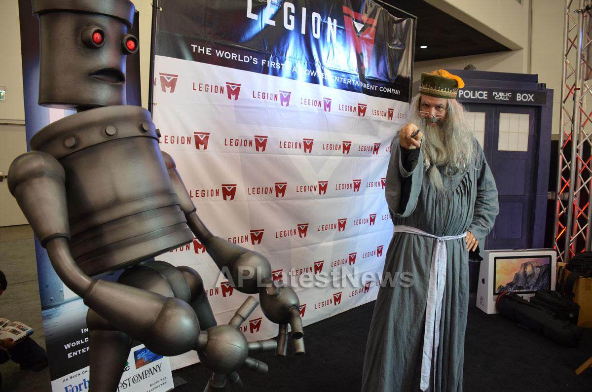 Silicon Valley Comic Con, San Jose, CA, USA - Picture 1