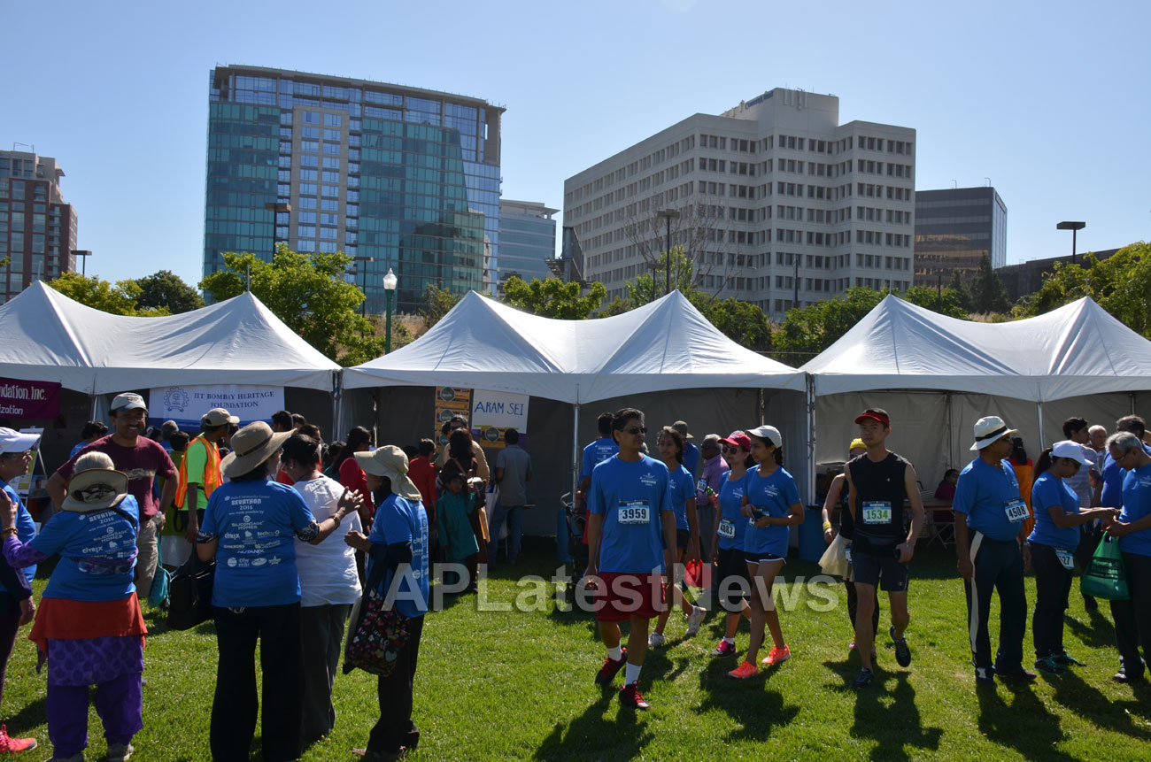 Sevathon by India Community Center, San Jose, CA, USA - Picture 2