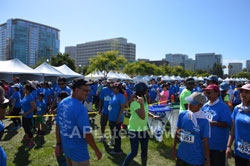 Sevathon by India Community Center, San Jose, CA, USA