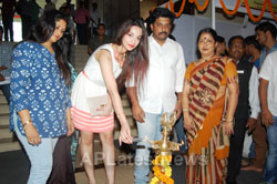 Silken Splendour in Vizag City - Former Miss Vizag Dr Sindhura Inaugurates Silk India Expo - Picture 4