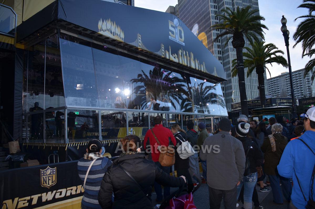 NFL Super Bowl city, San Francisco, CA, USA - Picture 4