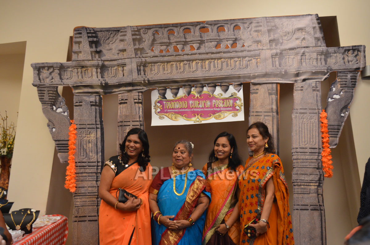 Telangana Cultural Festival(1st Anniversary celebrations) by TATA, Milpitas, CA, USA - Picture 1