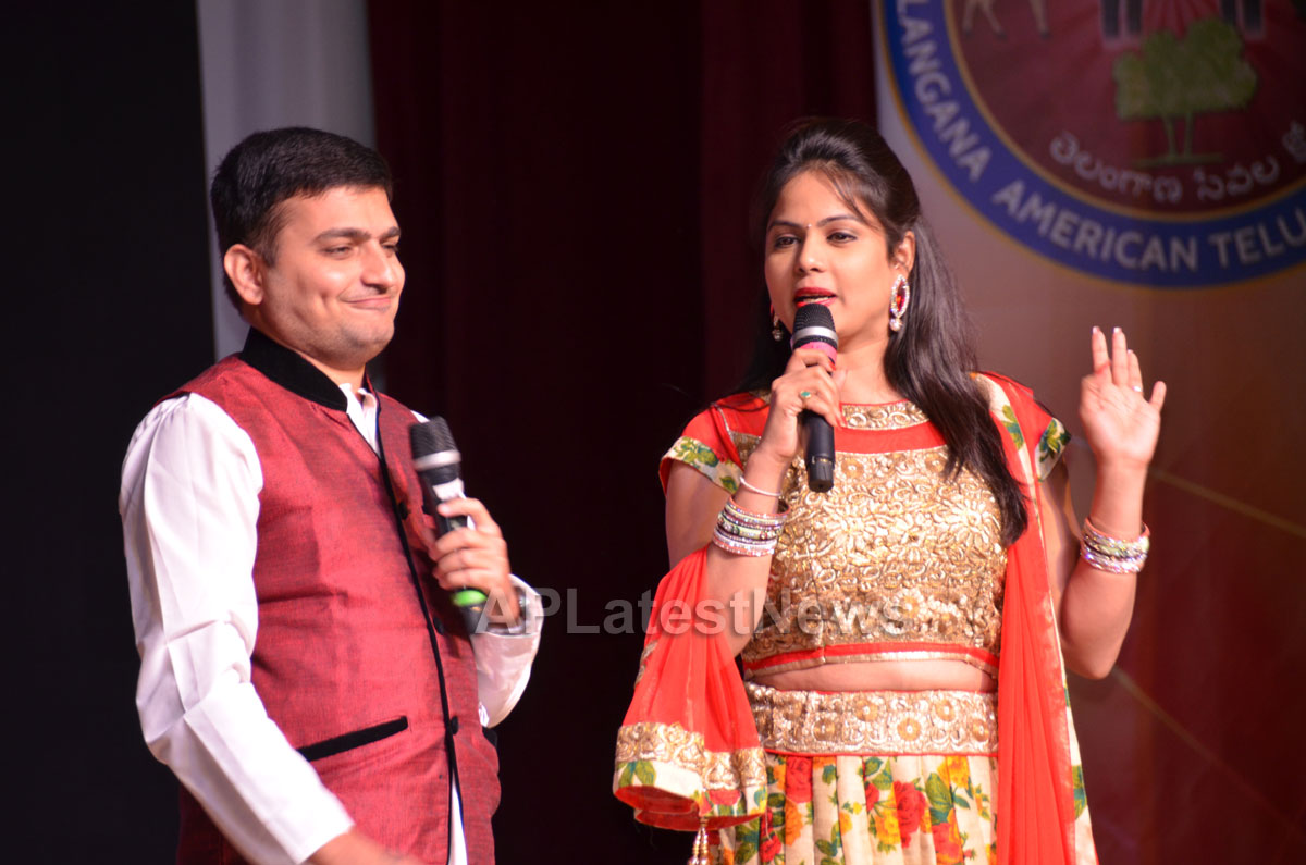 Telangana Cultural Festival(1st Anniversary celebrations) by TATA, Milpitas, CA, USA - Picture 8