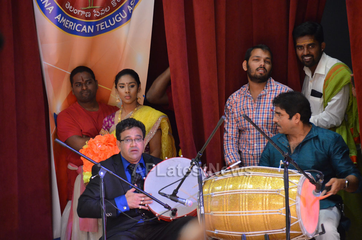 Telangana Cultural Festival(1st Anniversary celebrations) by TATA, Milpitas, CA, USA - Picture 16