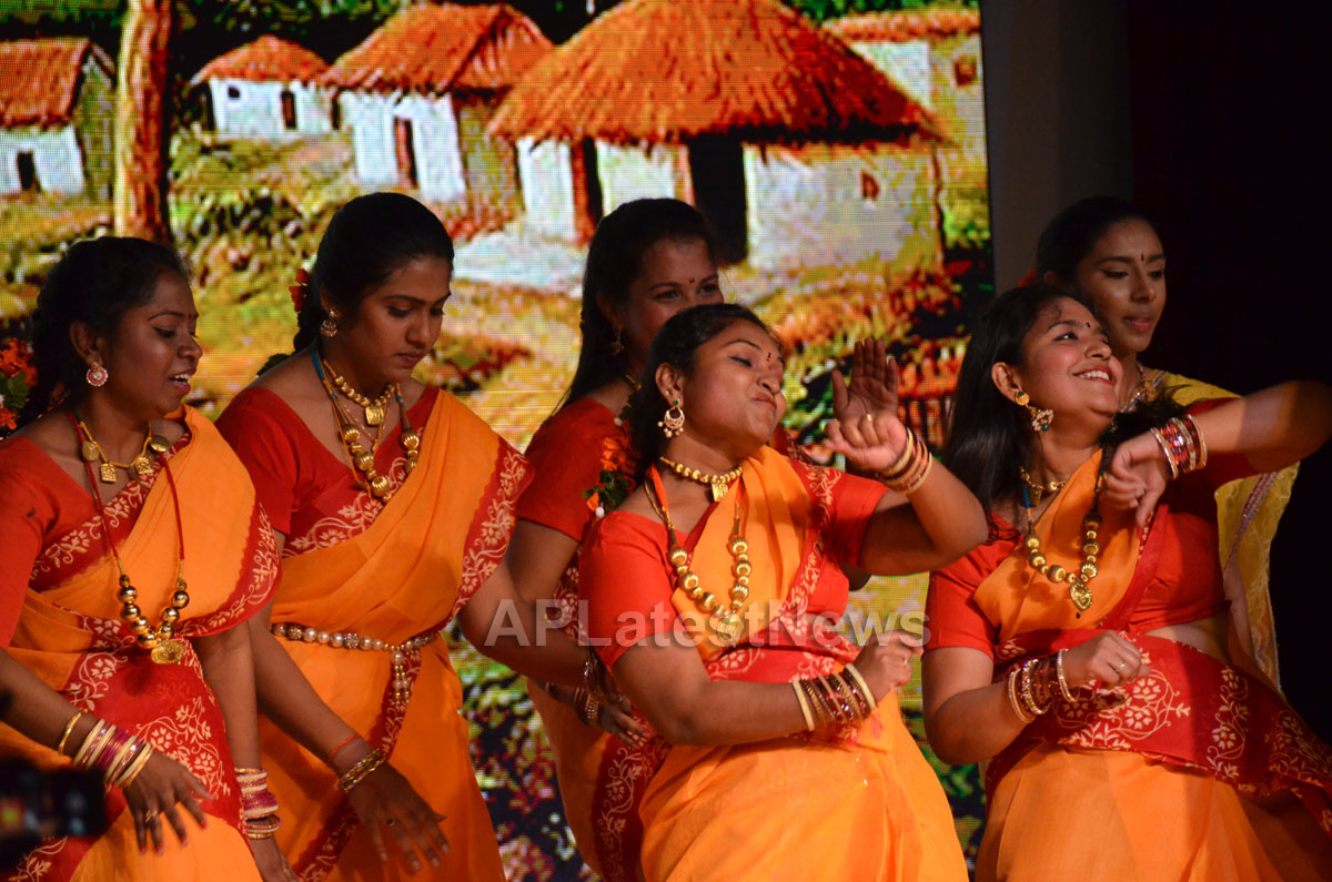 Telangana Cultural Festival(1st Anniversary celebrations) by TATA, Milpitas, CA, USA - Picture 11