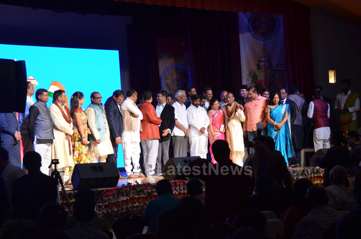 Telangana Cultural Festival(1st Anniversary celebrations) by TATA, Milpitas, CA, USA - Picture 13
