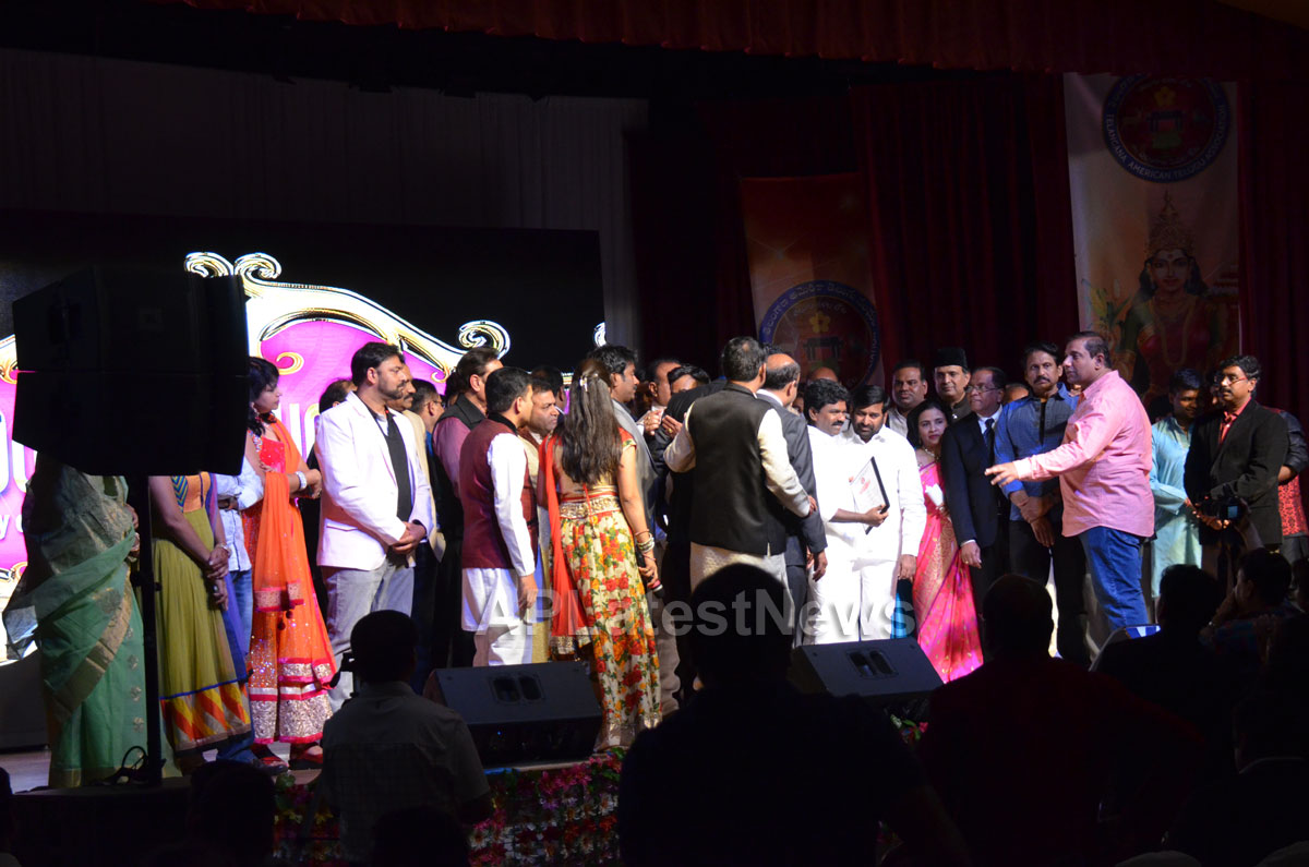 Telangana Cultural Festival(1st Anniversary celebrations) by TATA, Milpitas, CA, USA - Picture 9
