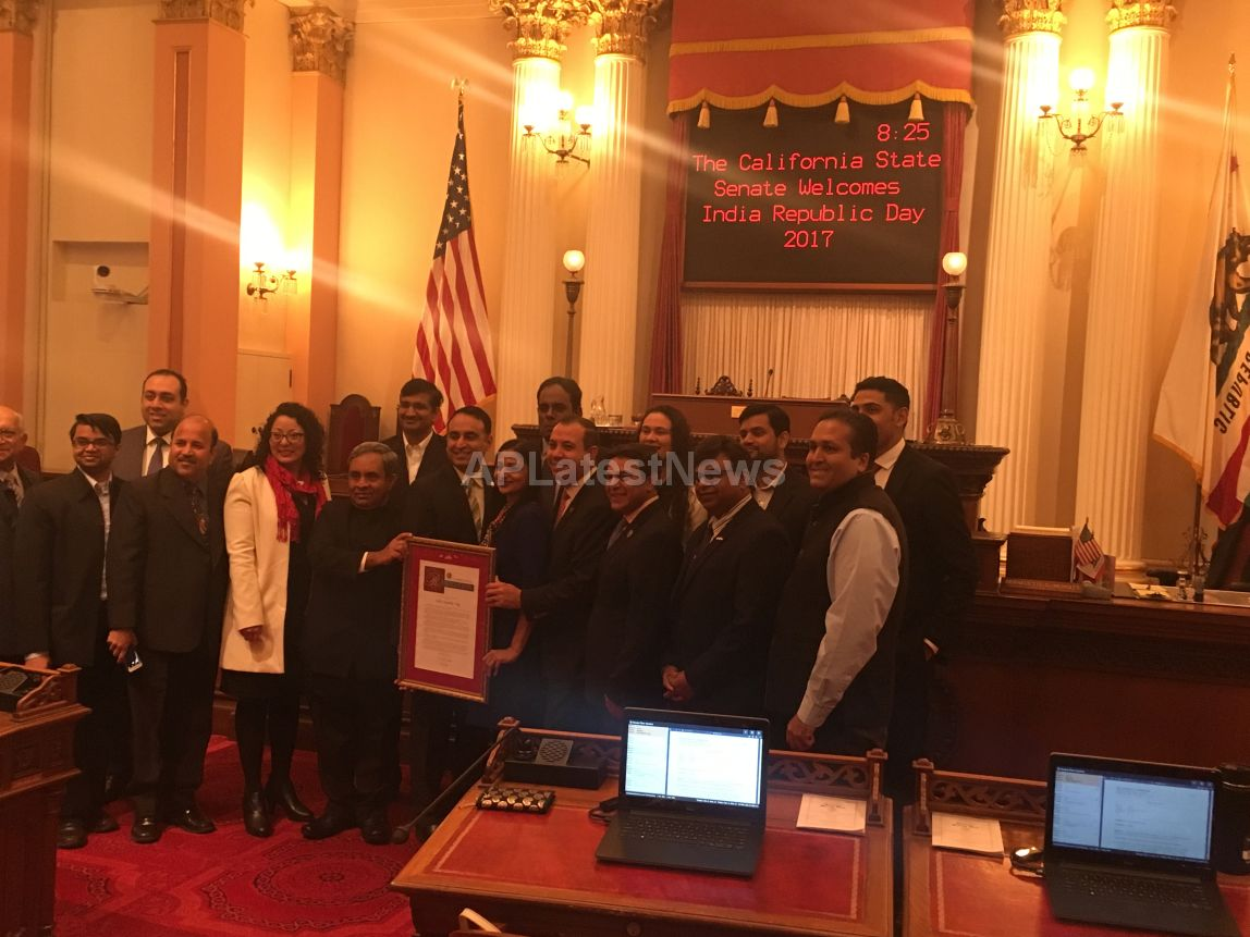 68th Indian Republic day Celebrations by Indian Consulate, San Francisco, CA, USA - Picture 7