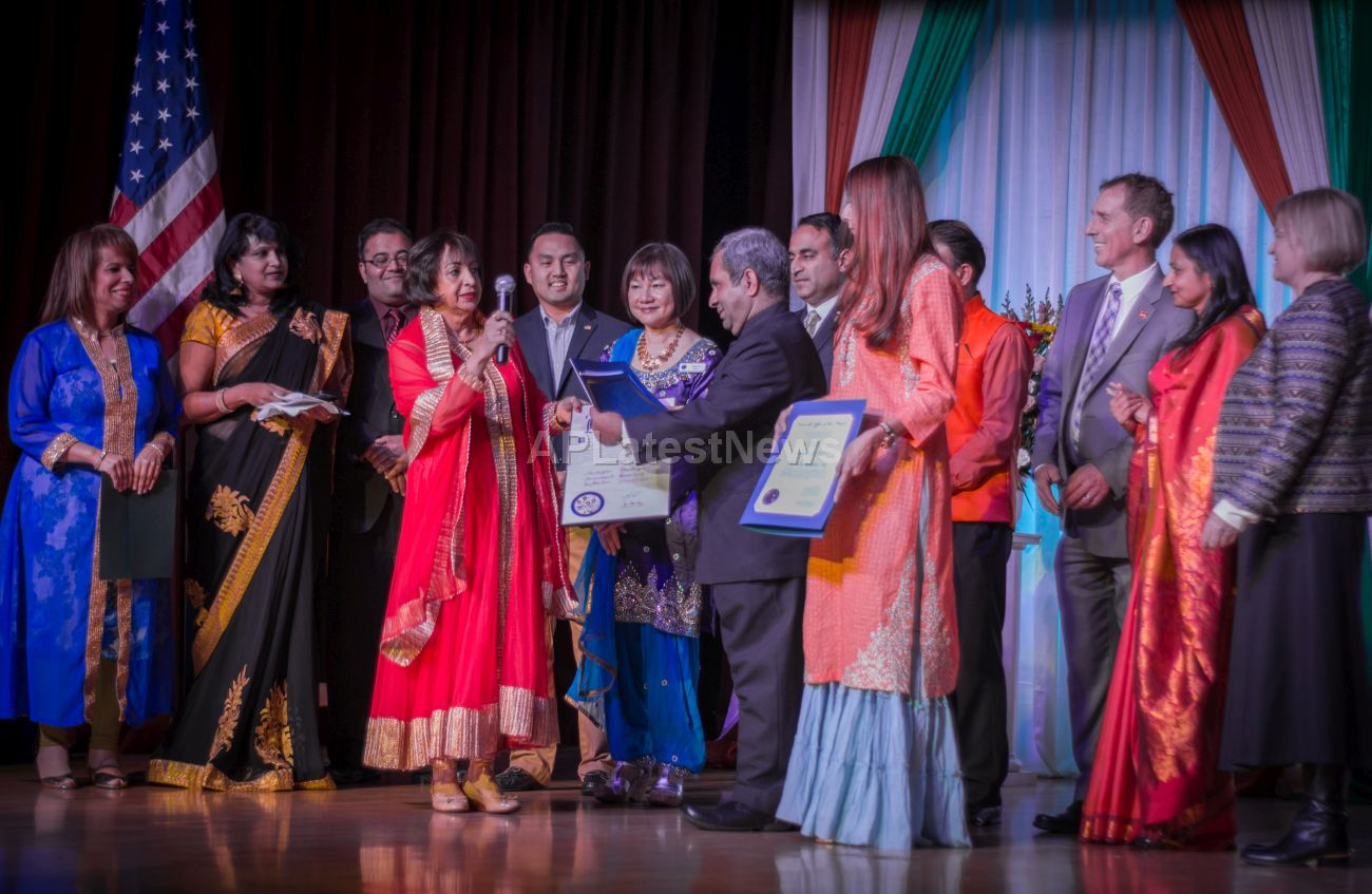 68th Indian Republic day Celebrations by Indian Consulate, San Francisco, CA, USA - Picture 3