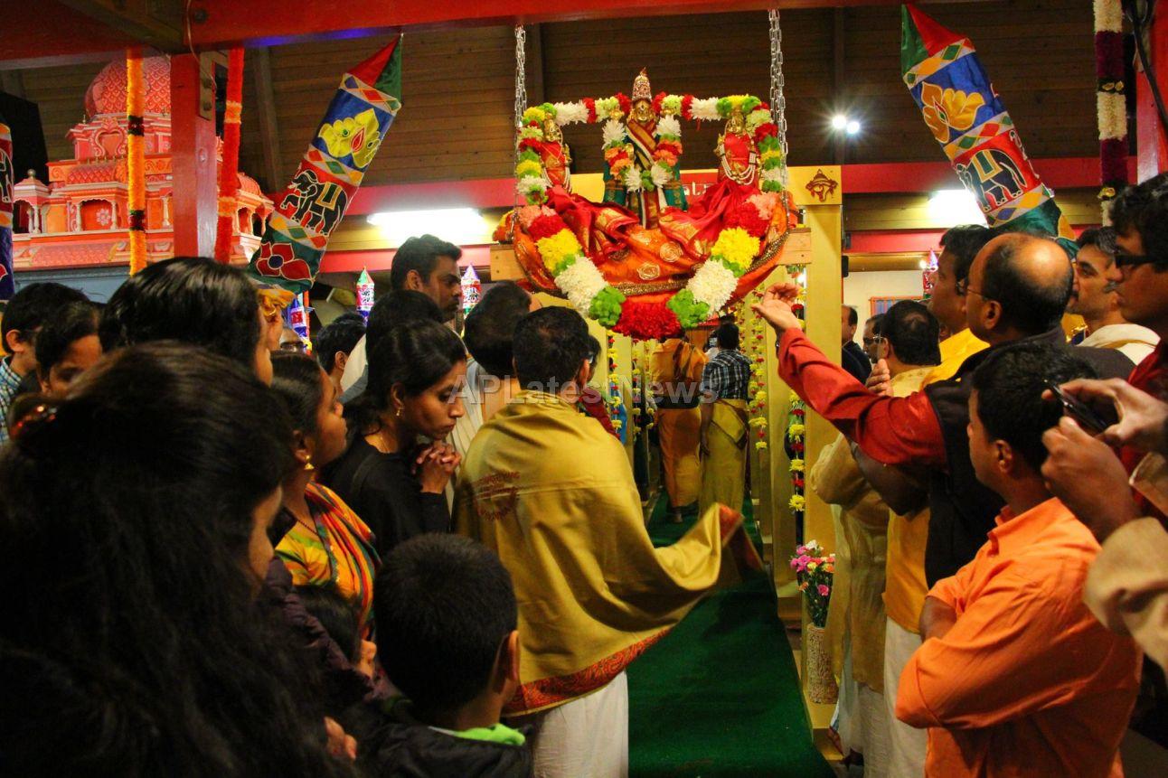Vaikunta Ekadasi at SVCC Temple, Fremont, CA, USA - Picture 4