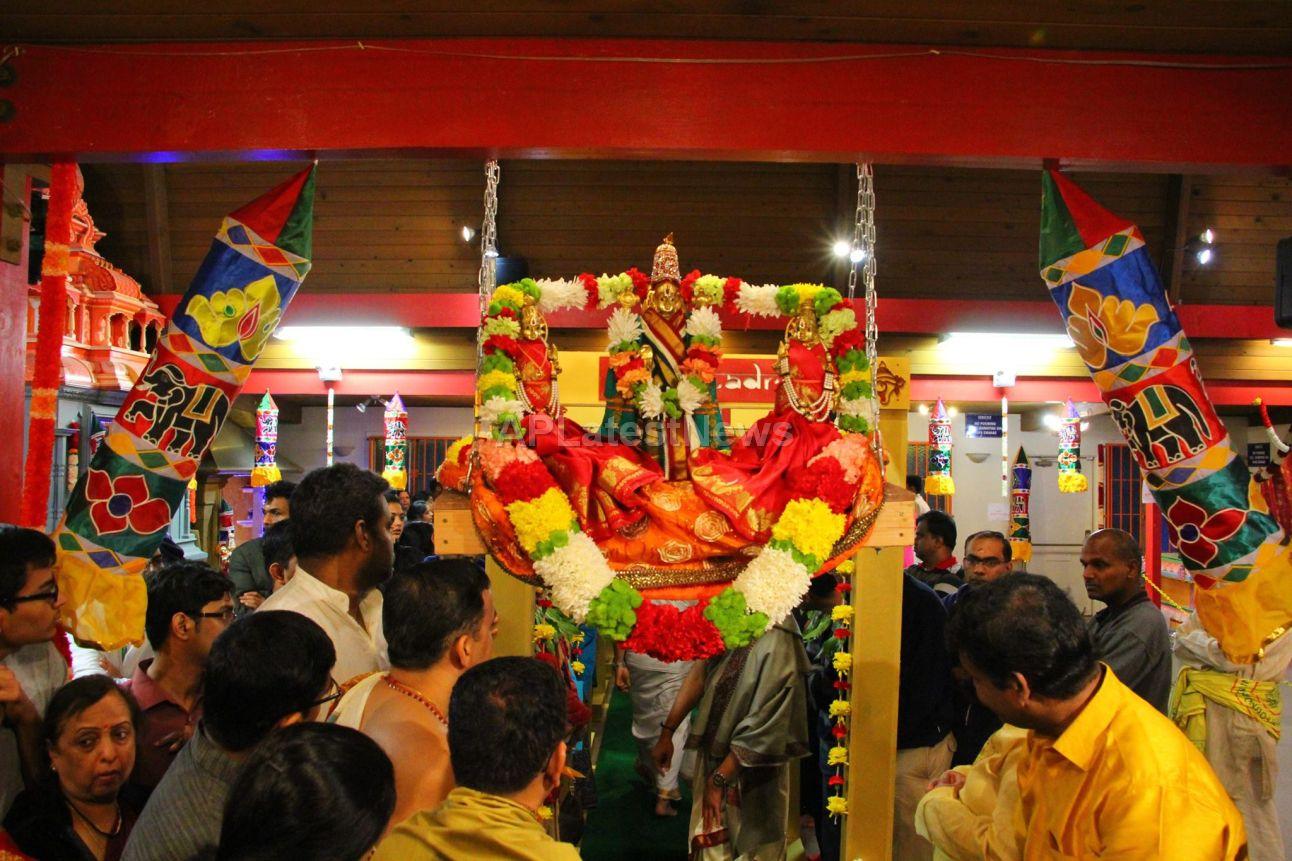 Vaikunta Ekadasi at SVCC Temple, Fremont, CA, USA - Picture 10