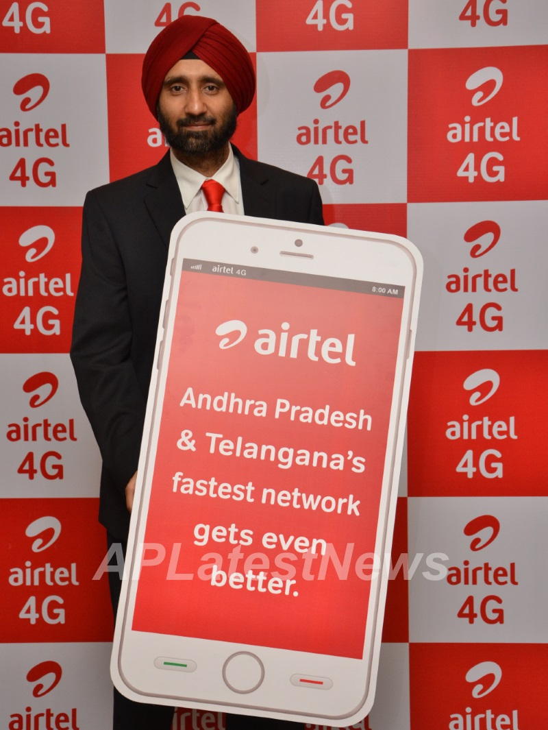 Airtel boosts 4G coverage with LTE 900 in Andhra and Telangana - Picture 1
