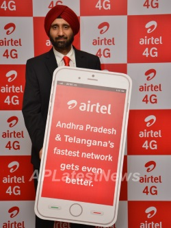Airtel boosts 4G coverage with LTE 900 in Andhra and Telangana - Online News Paper RSS -  views