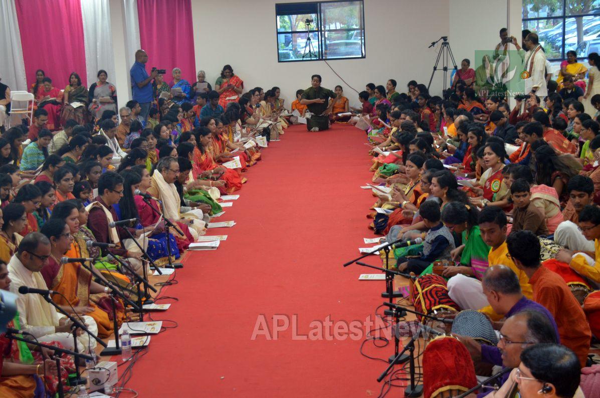 Sri Annamayya Jayanthi Utsavam by SiliconAndhra, Milpitas, CA, USA - Picture 2