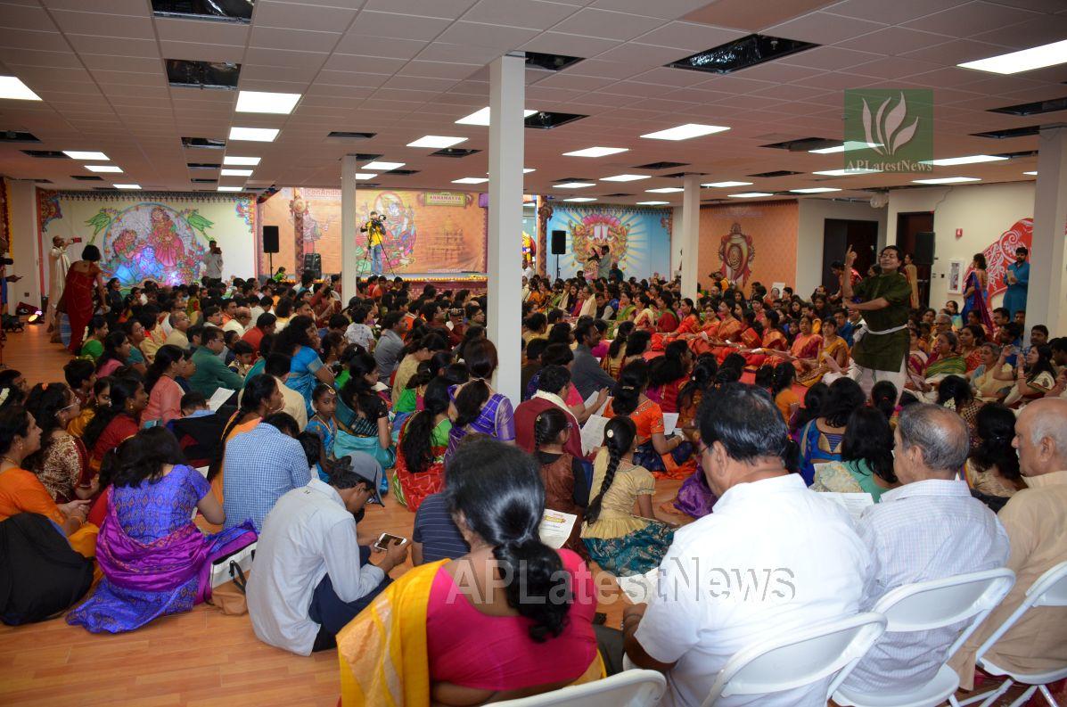 Sri Annamayya Jayanthi Utsavam by SiliconAndhra, Milpitas, CA, USA - Picture 7