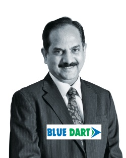 Blue Dart Express Limited has named Balfour Manuel as CEO