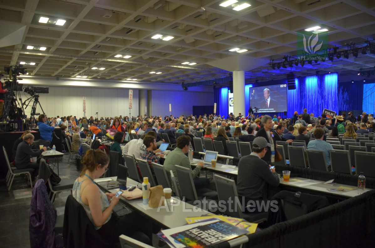 California Democratic Party State Convention, San Francisco, CA, USA - Picture 1