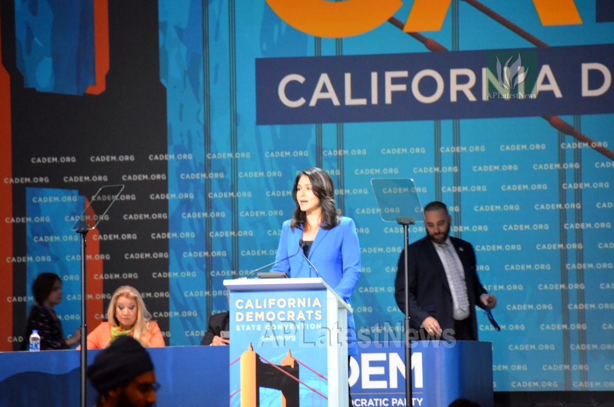 California Democratic Party State Convention, San Francisco, CA, USA - Picture 2