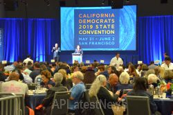 California Democratic Party State Convention, San Francisco, CA, USA - Picture 3
